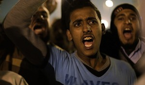 TAHRIR – LIBERATION SQUARE